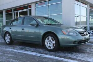 2003 Nissan Altima S - ONE OWNER!! NO COLLISIONS!!