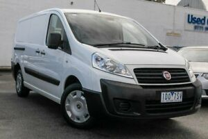2014 Fiat Scudo Low Roof LWB White 6 Speed Manual Van Dandenong Greater Dandenong Preview