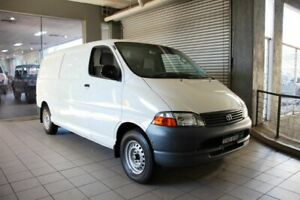 2003 Toyota HiAce RCH22R SBV LWB French Vanilla 5 Speed Manual Blind Van Thornleigh Hornsby Area Preview