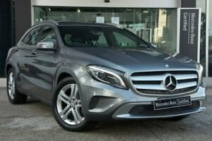2014 Mercedes-Benz GLA-Class X156 805+055MY GLA200 CDI DCT Grey 7 Speed Sports Automatic Dual Clutch South Melbourne Port Phillip Preview