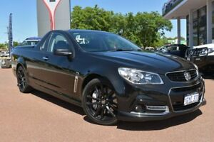 2013 Holden Ute VF MY14 SS V Ute Redline Black 6 Speed Manual Utility Attadale Melville Area Preview