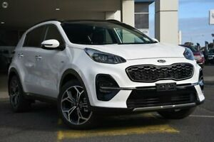 2019 Kia Sportage QL GT-Line White Sports Automatic Midland Swan Area Preview