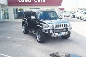 2008 Hummer H3 Luxury Black 4 Speed Automatic Wagon Bayswater Bayswater Area Preview