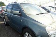 2006 Kia Carnival VQ EX Silver 4 Speed Automatic Wagon Bayswater North Maroondah Area Preview
