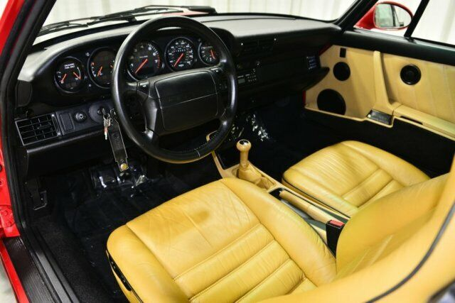 Image 16 Coche Americano usado Porsche 911 1994