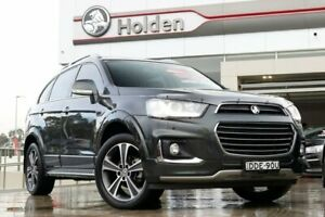 2016 Holden Captiva CG MY16 LTZ AWD Grey 6 Speed Sports Automatic Wagon Liverpool Liverpool Area Preview