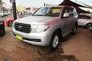 2007 Toyota Landcruiser UZJ100R GXL Silver 5 Speed Automatic Wagon Minchinbury Blacktown Area Preview