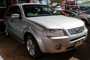 2006 Ford Territory SY Ghia Silver 4 Speed Sports Automatic Wagon Colyton Penrith Area Preview