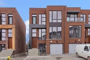 Brand New 2500 Sq Ft Modern Executive Townhouse in Vaughan!