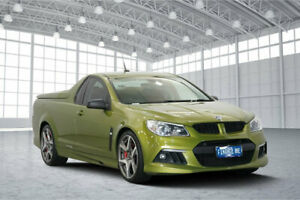 2015 Holden Special Vehicles Maloo Gen-F MY15 R8 Green 6 Speed Manual Utility Victoria Park Victoria Park Area Preview