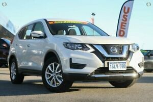 2018 Nissan X-Trail T32 Series II ST X-tronic 2WD White 7 Speed Constant Variable Wagon Cannington Canning Area Preview