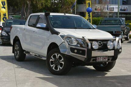 2015 Mazda BT-50 UR0YF1 XTR Cool White 6 Speed Sports Automatic Utility