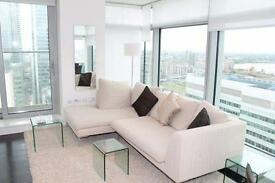 LUXURY 2 BED 2BATH IN PAN PENINSULA E14- GYM CONCIERGE SWIMMING POOL- CANARY WHARF SOUTH QUAY