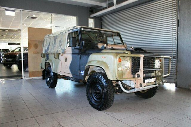 1990 land rover 39 4x4 camouflage 5 speed manual 4x4 cab 1 of 20 fandeluxe Image collections