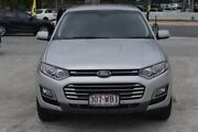 2015 Ford Territory SZ MkII TS Seq Sport Shift Silver 6 Speed Sports Automatic Wagon Southport Gold Coast City Preview