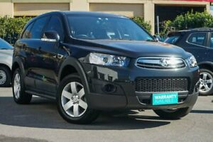 2013 Holden Captiva CG MY13 7 SX Black 6 Speed Sports Automatic Wagon Chinderah Tweed Heads Area Preview