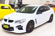 2013 Holden Special Vehicles GTS GEN F White 6 Speed Auto Active Sequential Sedan Carss Park Kogarah Area Preview