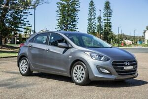 2015 Hyundai i30 GD4 Series II MY16 Active Sparkling Metal 6 Speed Sports Automatic Hatchback Port Macquarie Port Macquarie City Preview