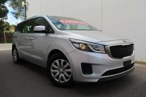 2017 Kia Carnival YP MY17 S Silver 6 Speed Sports Automatic Wagon Old Reynella Morphett Vale Area Preview