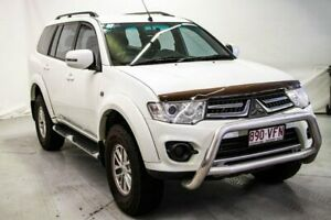 2014 Mitsubishi Challenger PC (KH) MY14 White 5 Speed Manual Wagon Capalaba Brisbane South East Preview