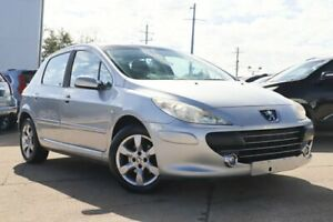 2007 Peugeot 307 T6 XS Silver 5 Speed Manual Hatchback Moorooka Brisbane South West Preview