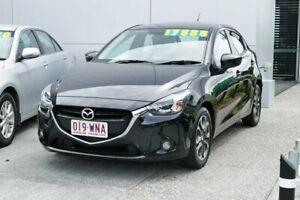 2016 Mazda 2 DJ Series Genki Black Sports Automatic Capalaba Brisbane South East Preview