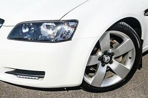 2009 Holden Ute White Automatic Utility Dandenong Greater Dandenong Preview