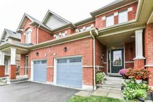 Upgraded 3-Bdrm Freehold Townhome In New 'Duffins Village'