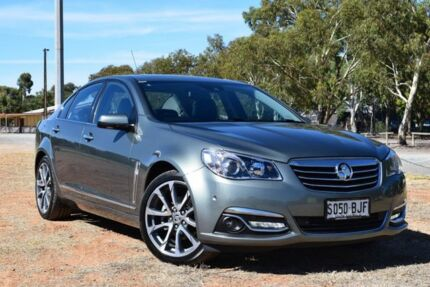 2016 Holden Calais VF II MY16 V Grey 6 Speed Sports Automatic Sedan St Marys Mitcham Area Preview