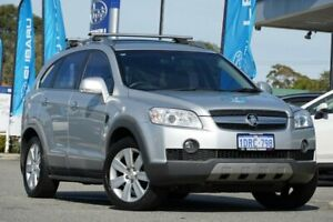 2010 Holden Captiva CG MY10 LX AWD Silver 5 Speed Sports Automatic Wagon Melville Melville Area Preview