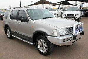 2003 Ford Explorer UX MY2003 XLT Grey 5 Speed Automatic Wagon Mildura Centre Mildura City Preview