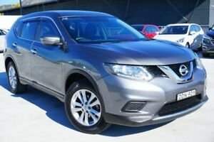 2016 Nissan X-Trail T32 ST X-tronic 2WD Grey 7 Speed Constant Variable Wagon Pearce Woden Valley Preview