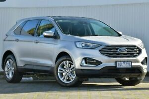 2018 Ford Endura CA 2019MY Trend SelectShift AWD Silver 8 Speed Sports Automatic Wagon Dandenong Greater Dandenong Preview