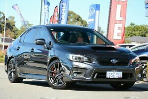 2018 Subaru WRX V1 MY18 Premium Lineartronic AWD Grey 8 Speed Constant Variable Sedan