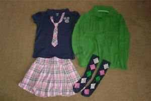 GIRLS SIZE 8 SUMMER OUTFIT