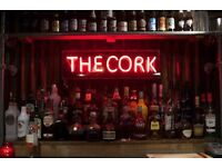 Bar Staff - Part Time & Full Time
