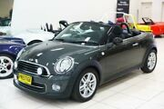 2012 Mini Cooper R57 MY12 Cabrio Grey 6 Speed Automatic Convertible Carss Park Kogarah Area Preview