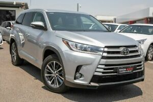 2018 Toyota Kluger GSU55R GXL AWD Silver 8 Speed Sports Automatic Wagon Dandenong Greater Dandenong Preview