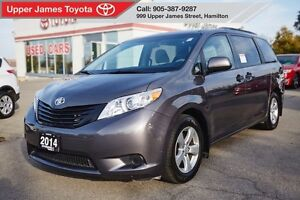 2014 Toyota Sienna V6 Manager's Special Blowout