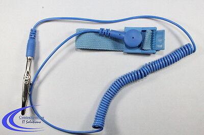 ESD Erdungsarmband Set - Antistatikband - Erdungsband - Arm Hand Körper erdung -