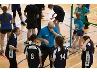 Bristol Spikers Junior Volleyball Club are looking for new players.