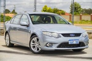 2008 Ford Falcon FG XR6 Silver 5 Speed Sports Automatic Sedan Kenwick Gosnells Area Preview