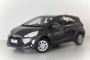2016 Toyota Prius c NHP10R E-CVT 1 Speed Constant Variable Hatchback Hybrid Narre Warren Casey Area Preview