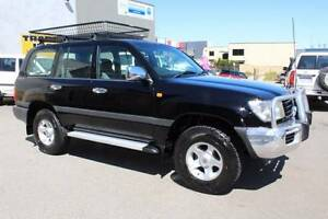 1998 Toyota LandCruiser GXL Wagon Wangara Wanneroo Area Preview