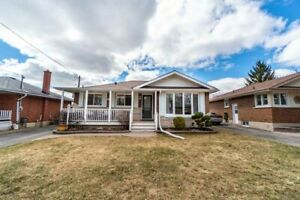Open House - Renovated 3 Bedroom Bungalow in Oshawa!