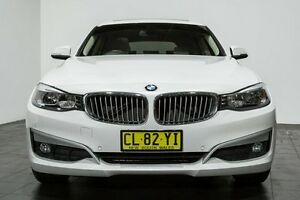 2013 BMW 320D F34 MY0613 Modern Line Gran Turismo White 8 Speed Sports Automatic Hatchback Rozelle Leichhardt Area Preview
