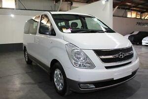 2013 Hyundai iMAX TQ MY13 White 5 Speed Automatic Wagon Pennington Charles Sturt Area Preview