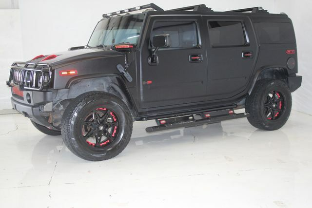 2003 HUMMER H2  0 Black SUV 8 Automatic