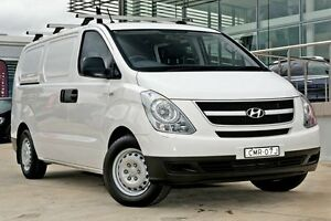 2012 Hyundai iLOAD TQ2-V MY12 White 6 Speed Manual Van Baulkham Hills The Hills District Preview
