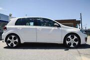 2010 Volkswagen Golf VI MY10 GTI DSG White 6 Speed Sports Automatic Dual Clutch Hatchback Maddington Gosnells Area Preview
